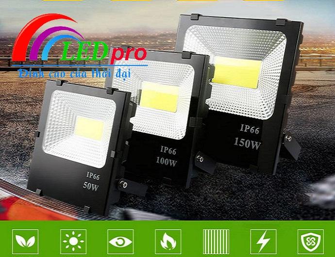 Các mẫu đèn pha led 50w 5054