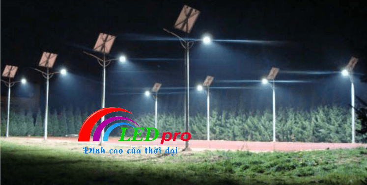 Ứng dụng đèn pha năng lượng mặt trời