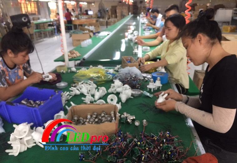 Sản xuất đèn led giá rẻ đi Trà Vinh
