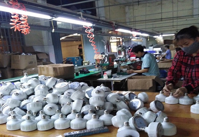 sản xuất đèn led cho đại lý tại đăk lăk