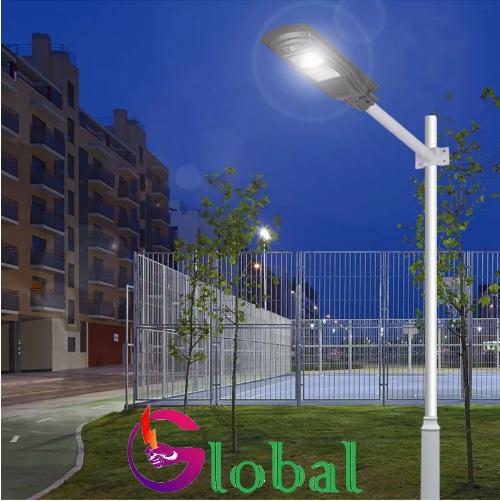 ứng dụng đèn led đường phố tại Q 1