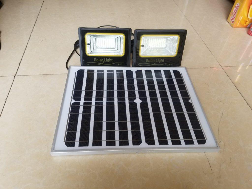 đèn pha led NLMT 1 panel đi 2 đèn tai quận 2