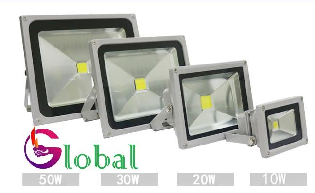 đèn pha led năng lượng mặt trời tại quận Gò Vấp