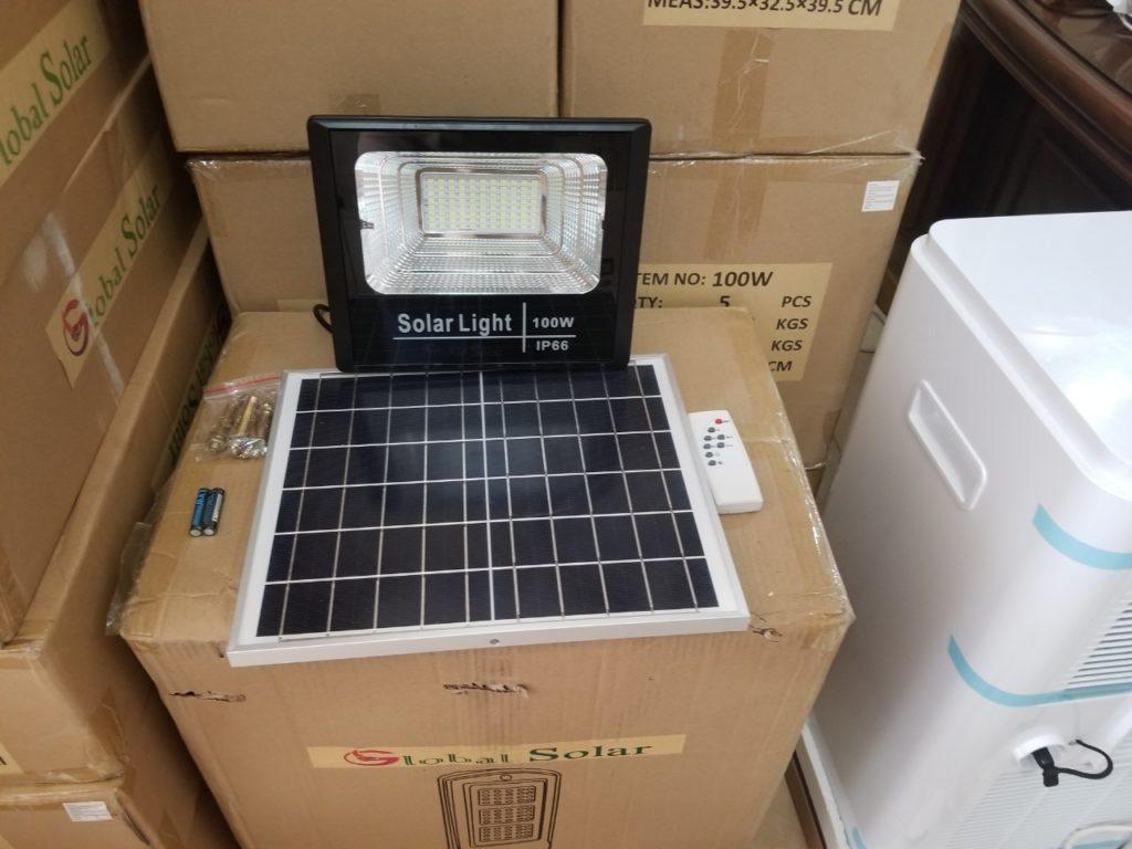đèn pha led NLMT 100w giá sỉ tại quận 8