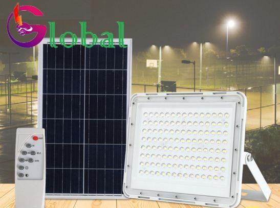 đèn pha năng lượng mặt trời tổ ong 150w