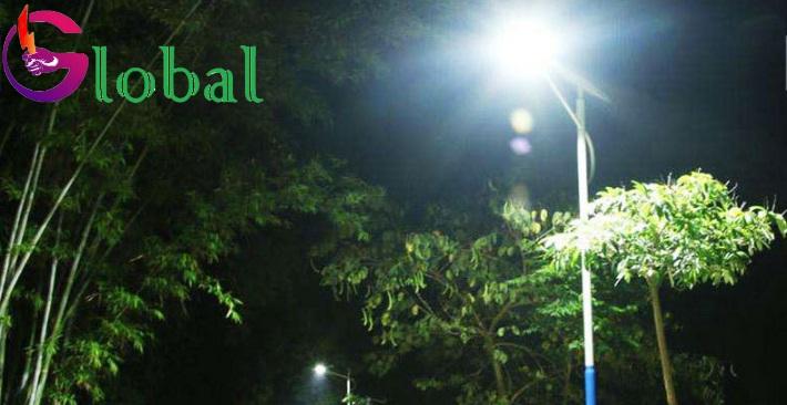 ứng dụng Đèn led đường phố tại quận Thủ Đức