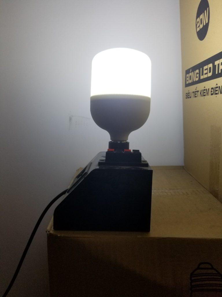 Đèn led bóng trụ giá sỉ tại quận 3