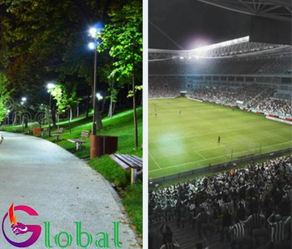 đèn pha led chiếu sáng giá sỉ tại quận Phú Nhuận