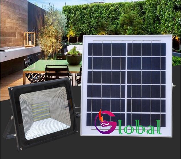 đèn pha led năng lượng mặt trời giá sỉ tại quận Bình Thạnh