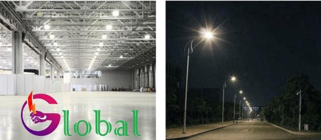ứng dụng đèn led chiếu sáng giá sỉ tại quận 4