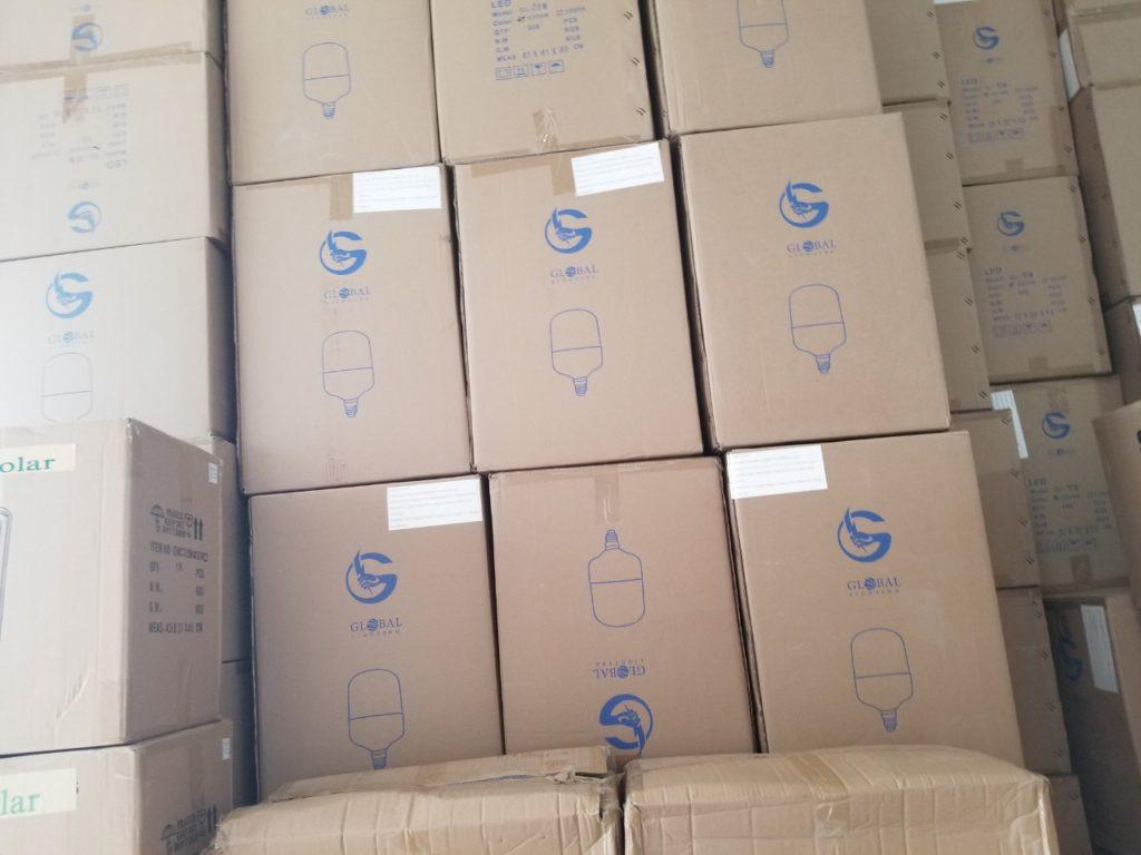 kho đèn led giá sỉ đi đến huyện Bình Chánh