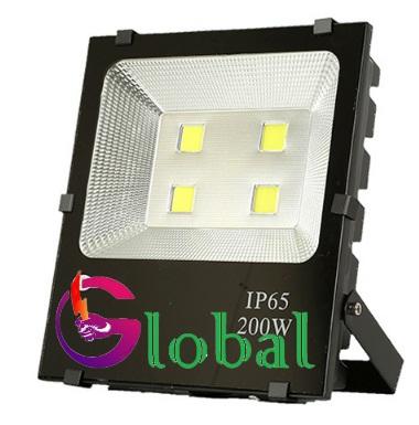 Đèn pha led chip led COB 200w giá sỉ tại quận 7