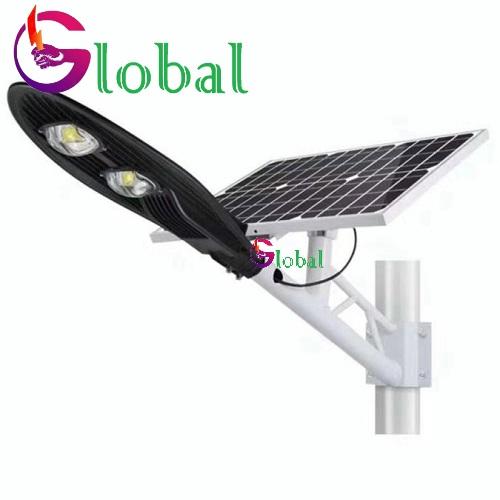đèn đường chiếc lá năng lượng mặt trời 100w