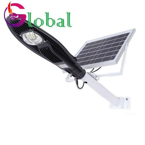 đèn đường chiếc là năng lượng mặt trời 50w