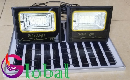 đèn pha led NLMT giá sỉ 1 panel đi 2 đèn tại quận Bình Tân