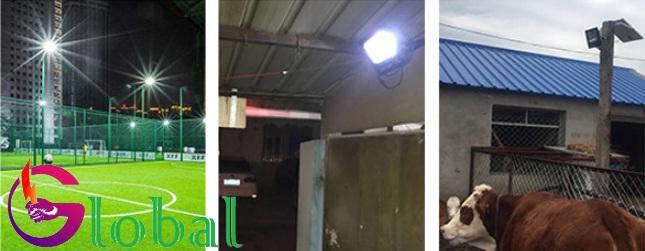 ứng dụng đèn led chiếu sáng giá sỉ tại quận Gò Vấp