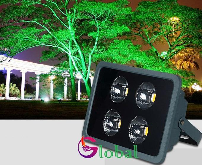 đèn pha led ly 200w