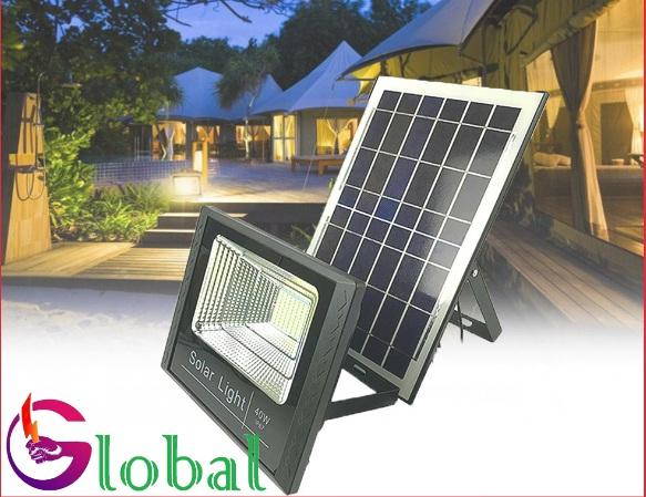 ứng dụng pha led NLMT 40w tại quận Tân Phú