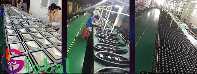 kho đèn led giá sỉ đi đến quận Bình Tân