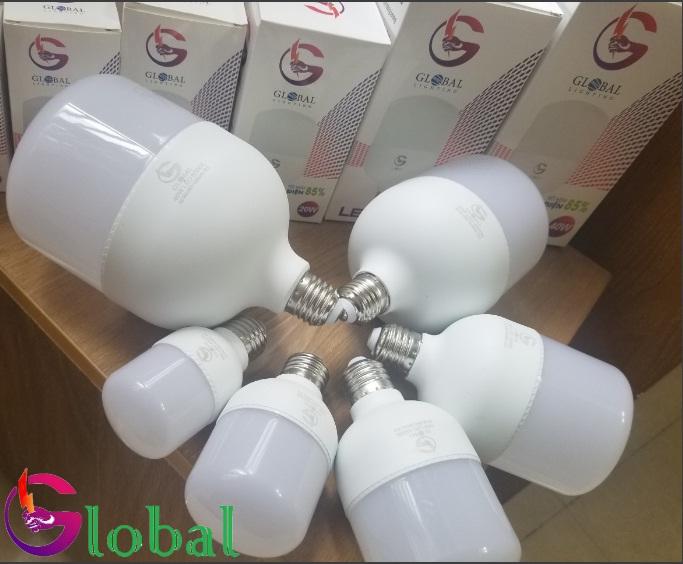Đèn led bóng trụ kín nước siêu tiết kiệm điện giá sỉ tại Hậu Giang