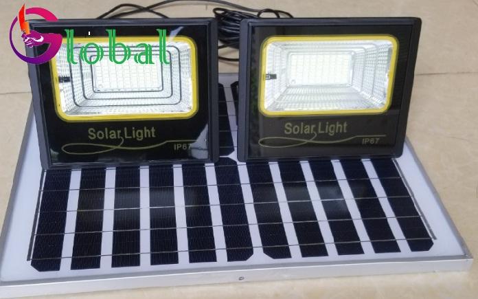 Đèn pha led NLMT 1 panel đi 2 đèn giá sỉ tại Đồng Nai