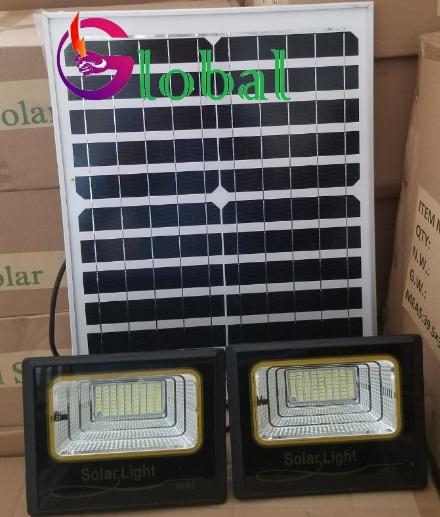 Đèn pha led NLMT 1 panel đi 2 đèn giá sỉ tại Sóc Trăng