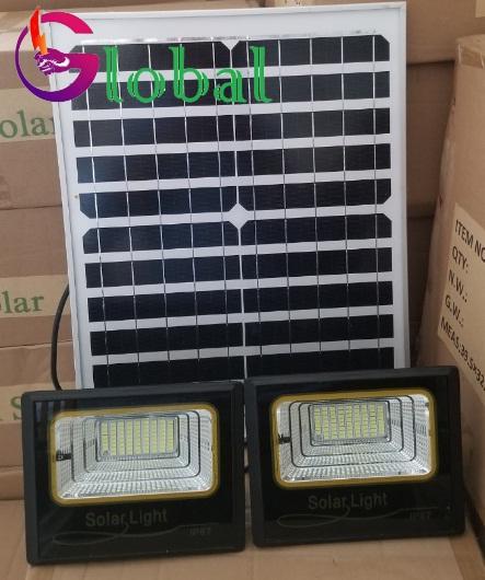 Đèn pha led NLMT 1 panel đi 2 đèn giá sỉ tại huyện Nhà Bè