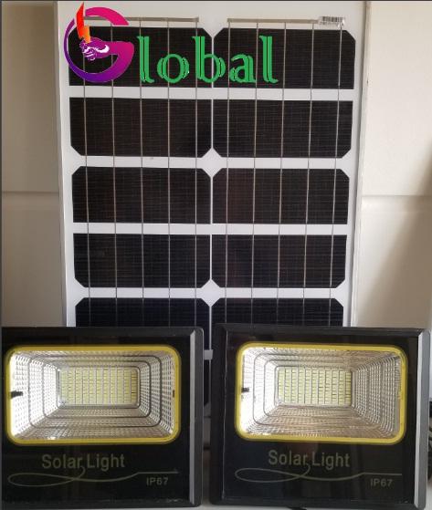 Pha led NLMT 1 panel đi 2 đèn giá sỉ tại Bình Dương