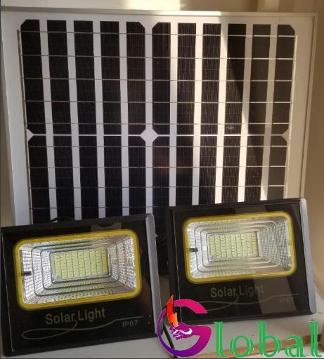 Pha led NLMT 1 panel đi 2 đèn giá sỉ tại Bạc Liêu