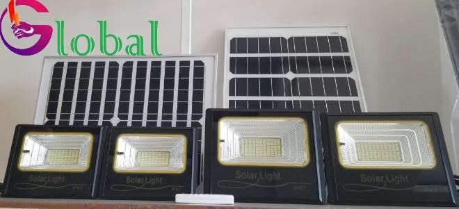 Pha led NLMT 1 panel đi 2 đèn giá sỉ tại Bến Tre