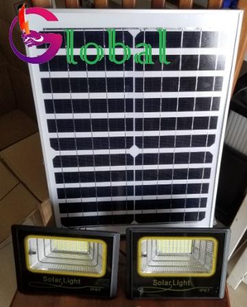 Pha led NLMT 1 panel đi 2 đèn giá sỉ tại Cà Mau
