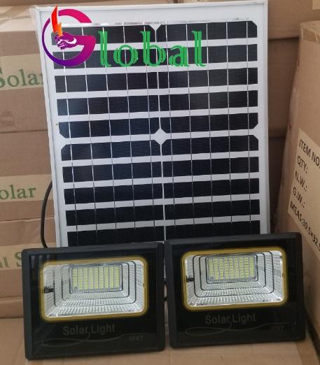 Pha led NLMT 1 panel đi 2 đèn giá sỉ tại Cần Thơ