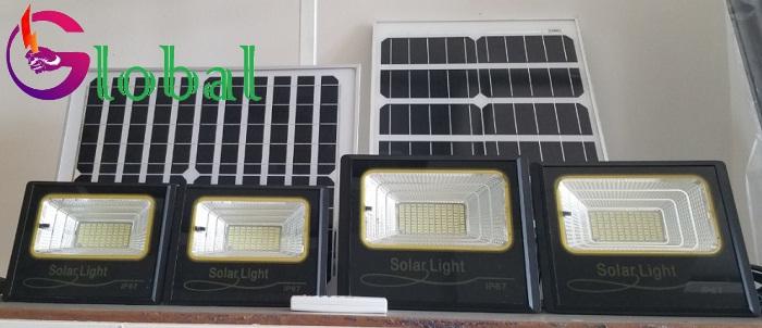 Pha led NLMT 1 panel đi 2 đèn giá sỉ tại Hậu Giang