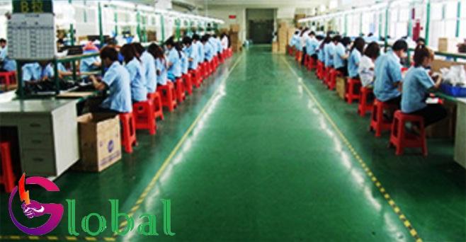 Xưởng sản xuất đèn led đi đến huyện Hóc Môn