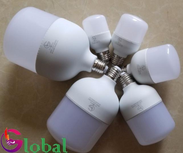 Đèn led bóng trụ siêu tiết kiệm điện giá sỉ tại Bình Thuận