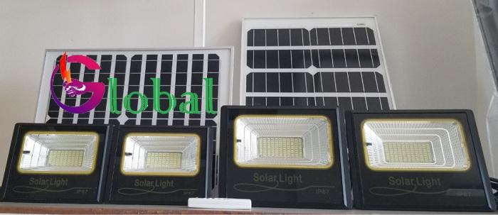 Đèn pha led NLMT 1 panel đi 2 đèn giá sỉ tại Huế