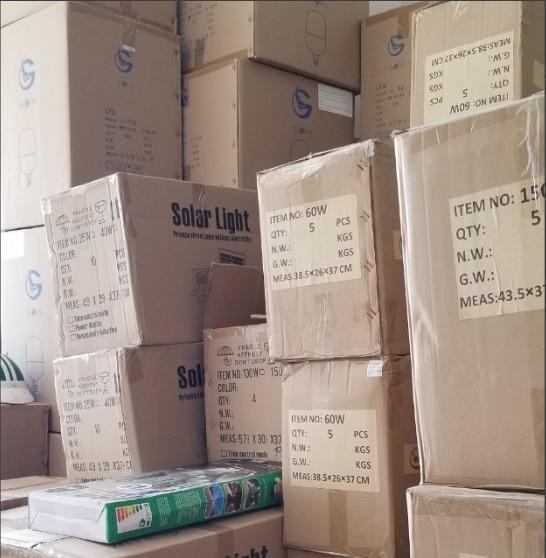Kho led giá sỉ đi đến Khánh Hòa