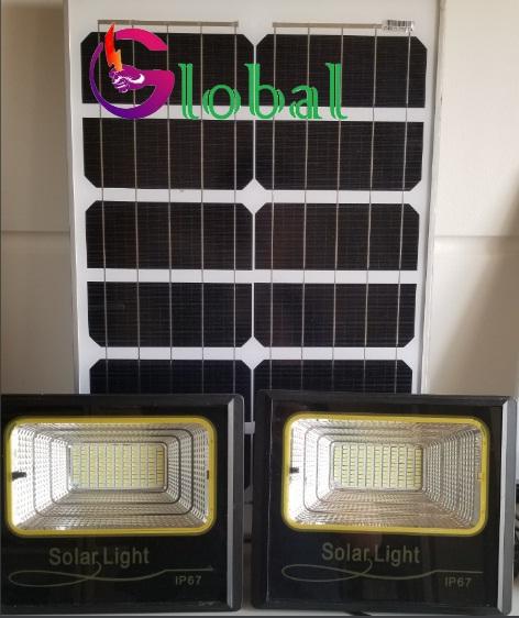 Pha led NLMT 1 panel đi 2 đèn giá sỉ tại Đà Nẵng