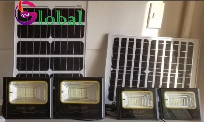 Pha led NLMT 1 panel đi 2 đèn giá sỉ tại Bình Thuận