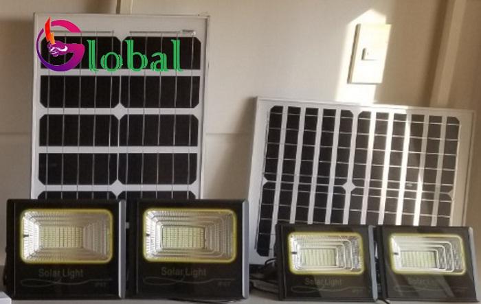 Pha led NLMT 1 panel đi 2 đèn giá sỉ tại Quảng Bình