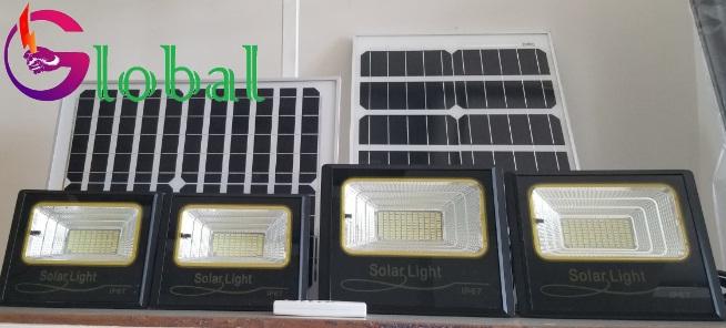 Đèn pha led NLMT 1 panel đi 2 đèn giá rẻ tại Đà Nẵng
