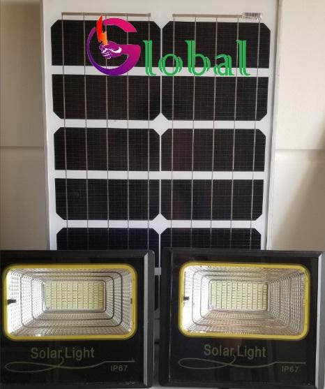 Pha led NLMT 1 panel đi 2 đèn giá rẻ tại Bà Rịa Vũng Tàu