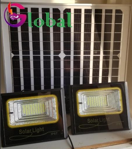 Pha led NLMT 1 panel đi 2 đèn giá rẻ tại quận 1