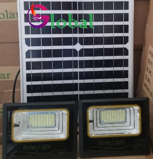 Pha led NLMT 1 panel đi 2 đèn giá rẻ tại quận 3