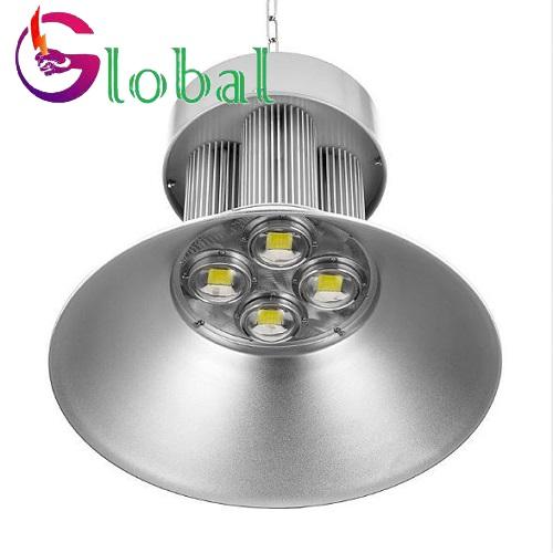 đèn led nhà xưởng highbay 200w