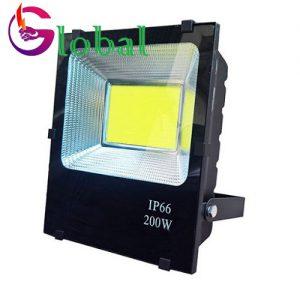 Đèn pha led 200w chất lượng cao, bảo hành 24 tháng
