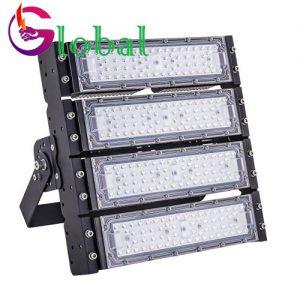 đèn pha led module 200w chống nước chiếu sáng ngoài trời