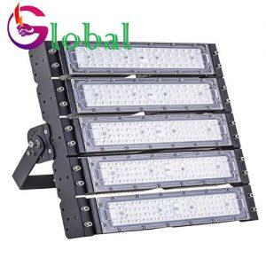 đèn pha led module 250w chống nước chiếu sáng ngoài trời