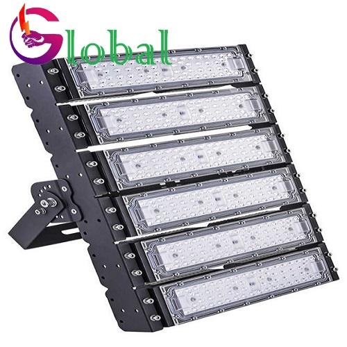 đèn pha led module 300w chống nước chiếu sáng ngoài trời