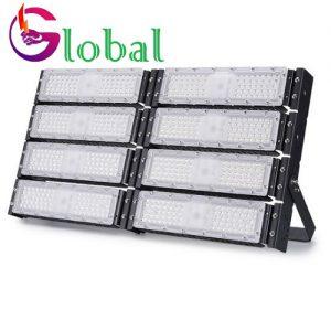 đèn pha led module 400w chống nước chiếu sáng ngoài trời